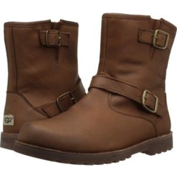 7a6da4b900c ✨SPECIAL✨UGG Kids Harwell in Stout Boots
